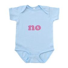 No Infant Bodysuit