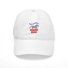 Ride With Pride Racking Horse Baseball Cap