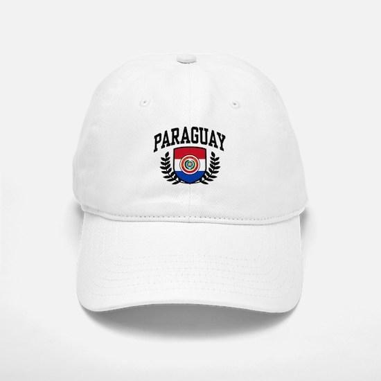 Paraguay Baseball Baseball Cap