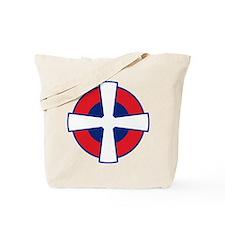 Serbia Roundel Tote Bag
