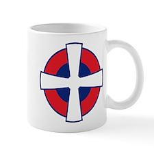 Serbia Roundel Small Mug