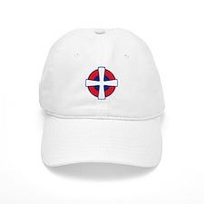 Serbia Roundel Baseball Cap