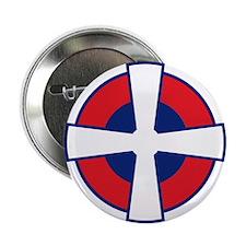 """Serbia Roundel 2.25"""" Button"""
