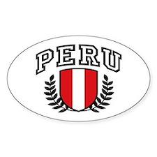 Peru Bumper Stickers