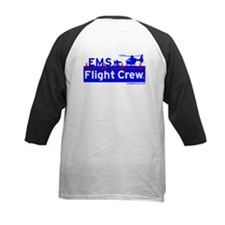 EMS Flight Crew - (different front & back) Tee