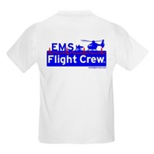 EMS Flight Crew - (different front & back) T-Shirt