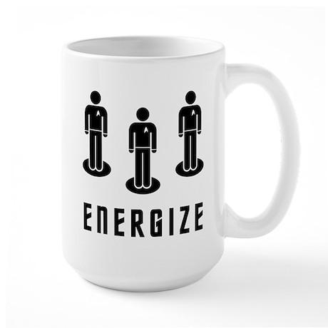 Energize! Large Mug