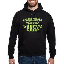 Source Code Hoodie