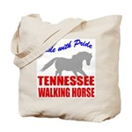 Tennessee Walking Horse Tote Bag
