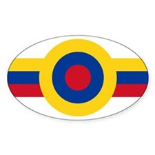 Venezuela Roundel Decal