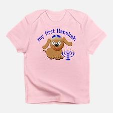 baby's first Hanukah Infant T-Shirt