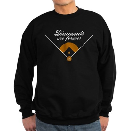 Diamonds Are Forever Sweatshirt (dark)