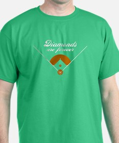 Diamonds Are Forever T-Shirt