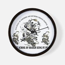 Dragon III Wall Clock