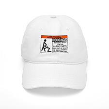Choking Hazard Baseball Cap