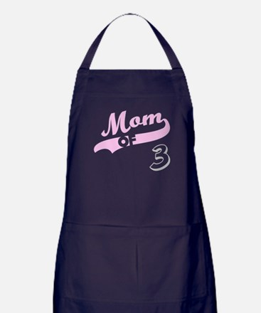 Mom and Mother Mother's Day o Apron (dark)
