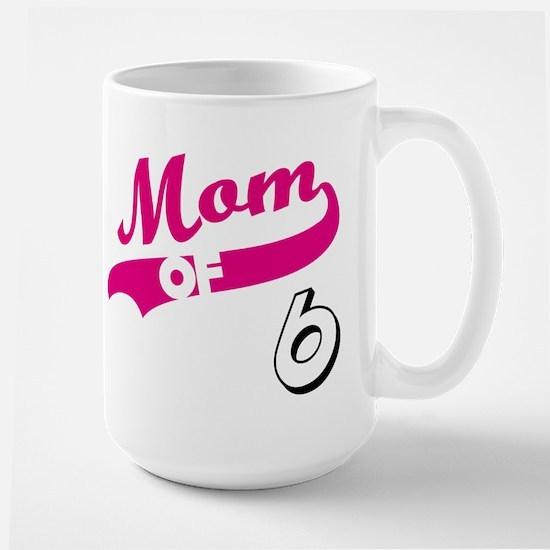 Mom and Mother Mother's Day o Large Mug