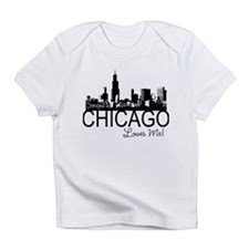 Someone in Chicago Loves Me S Infant T-Shirt