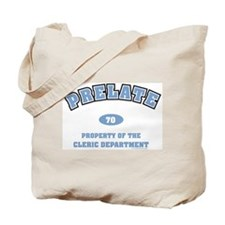 Prelate Cleric Dept Tote Bag