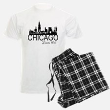 Someone in Chicago Loves Me S Pajamas