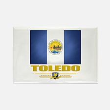 Toledo Pride Rectangle Magnet