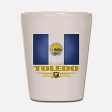 Toledo Pride Shot Glass