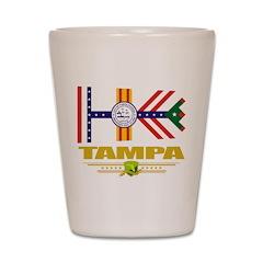 Tampa Pride Shot Glass