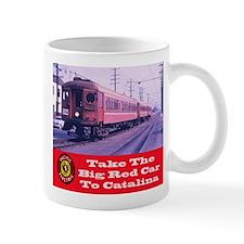 Pacific Electric To Catalina Mug