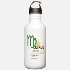 Virgo Traits Water Bottle