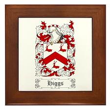 Higgs Framed Tile