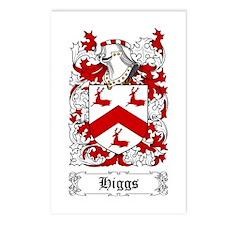 Higgs Postcards (Package of 8)