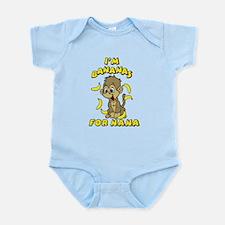 I'm Bananas For Nana Infant Bodysuit