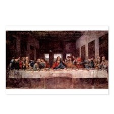 da Vinci Last Supper Postcards (Package of 8)