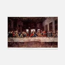 da Vinci Last Supper Rectangle Magnet