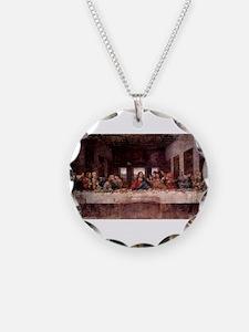 da Vinci Last Supper Necklace