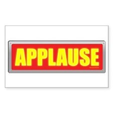 Applause Decal