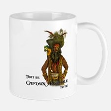 Captain Arsehole Mug