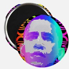 Obama Pop Art Magnet