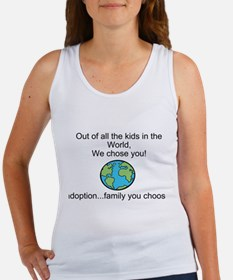 Searched the World Women's Tank Top