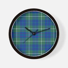 Tartan - MacIntyre hunting Wall Clock