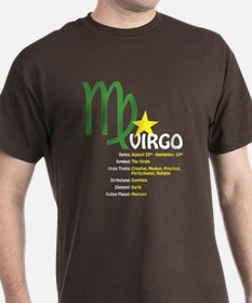 Virgo Traits T-Shirt