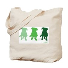 TPBP Green Tote Bag