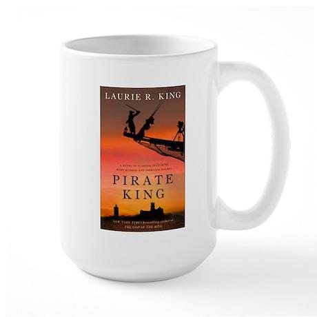 Pirate King Cover Large Mug