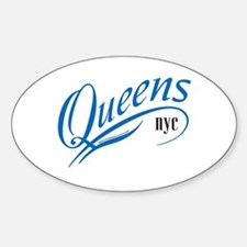 Queens, NY Decal