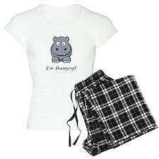 I'm Hungry Hippo Pajamas