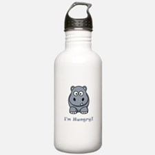 I'm Hungry Hippo Water Bottle