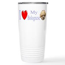 Cute Bolognese Travel Mug
