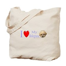 Unique Bolognese Tote Bag