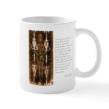 Shroud of Turin Mug