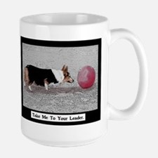 Unidentified Round Object - Mug